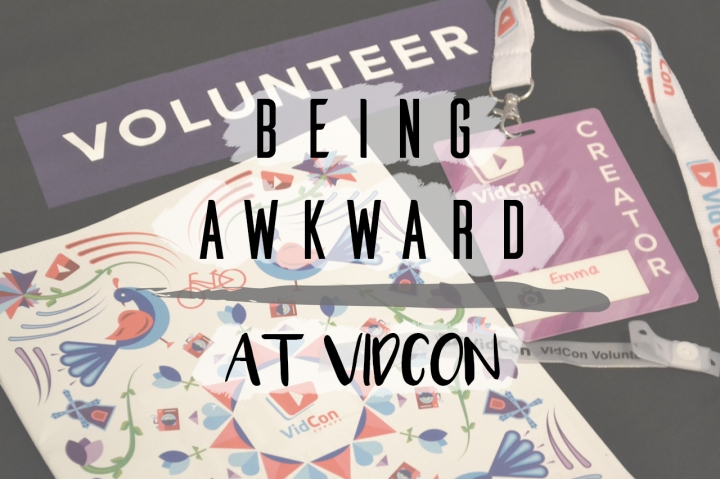 Being Awkward At VidCon!