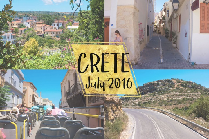 7 Days (& Nights) In Crete | Travel
