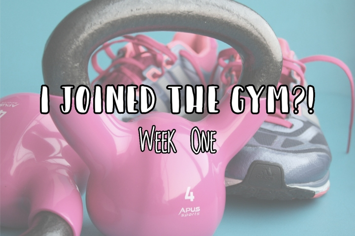 I Joined The Gym?! | Week One